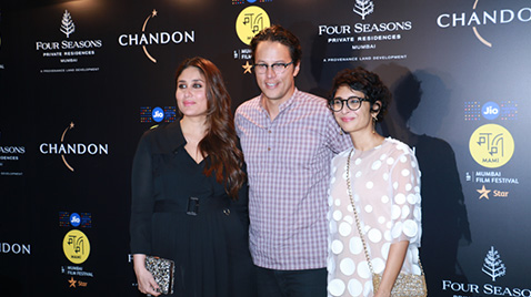 JIO MAMI 18TH MUMBAI FILM FESTIVAL WITH STAR HOSTED A SOIREE FOR PRIMETIME EMMY AWARD WINNER CARY FUKUNAGA