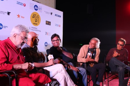 In remembrance of Om Puri and Kundan Shah, the Jio MAMI 19th Mumbai Film Festival with Star go down memory lane of Jaane Bhi Do Yaaron