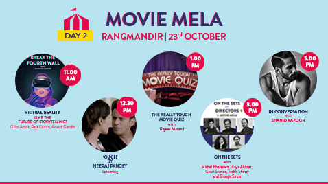 MOVIE MELA AT JIO MAMI 18TH MUMBAI FILM FESTIVAL WITH STAR ENDS ON A HIGH NOTE