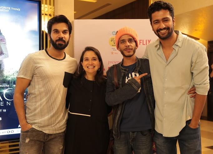 They Came, They Saw And They Loved It: Jio Mami With Star Film Club's Premiere Of Q's Brahman Naman In Collaboration With Netflix