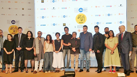 The Jio MAMI 18th Mumbai Film Festival with STAR unveils its programming for the festival