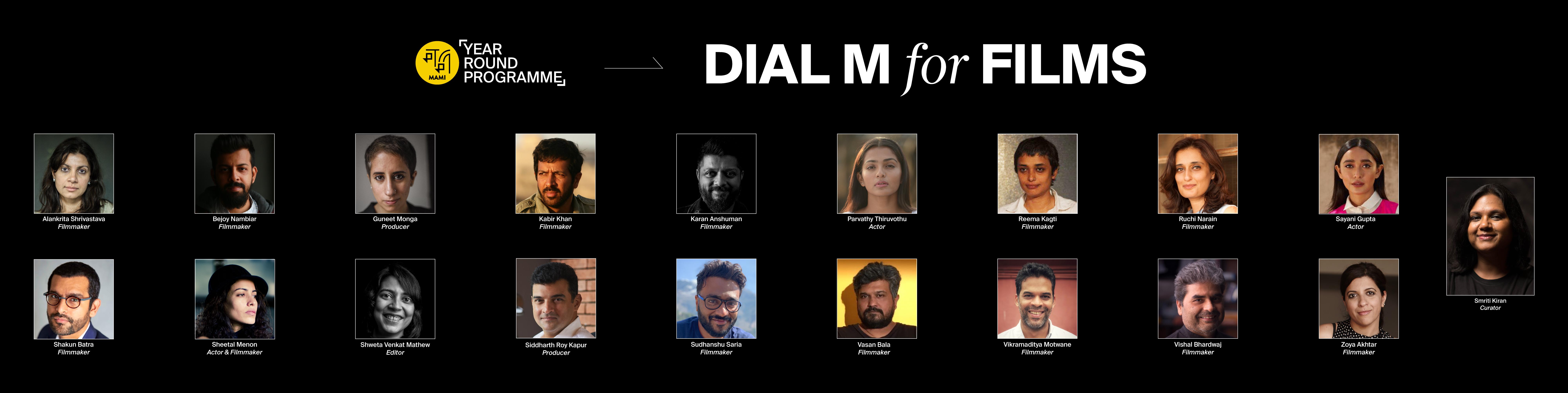 Mumbai Academy of Moving Image - Site