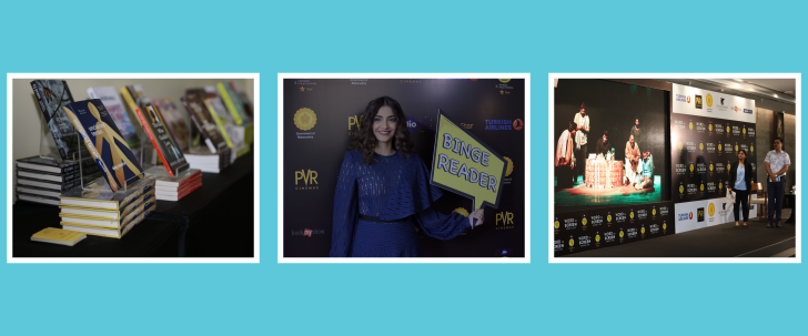 Authors, filmmakers converge at the 'Word to Screen Market' of Jio MAMI 20th Mumbai Film Festival with Star; over 200 books were up for optioning