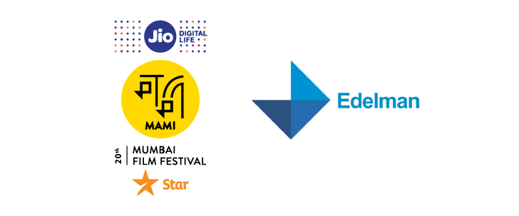 Mumbai Academy of Moving Image (MAMI) partners with Edelman India to drive the PR and Digital mandate for the 20th edition of the Jio MAMI Mumbai Film Festival with Star
