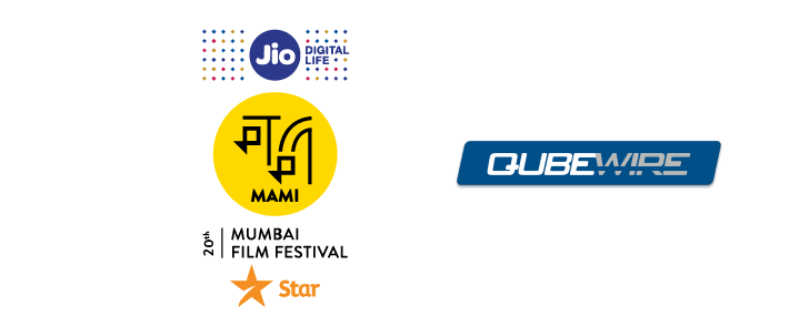 Jio MAMI 20th Mumbai Film Festival with Star selects Qube Wire for movie distribution and delivery