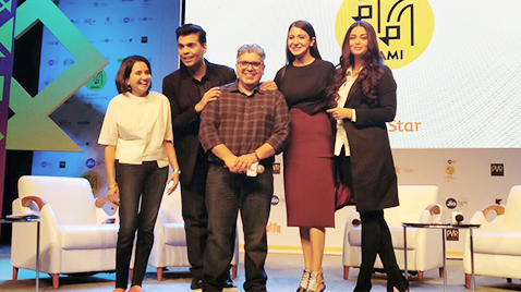 JIO MAMI MOVIE MELA WITH STAR DAY ONE KICKS OFF ON A STAR STUDDED NOTE