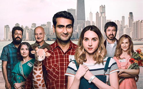 The MAMI Year Round Programme in association with MVP Entertainment presents The India Premiere of The Big Sick - Starring Anupam Kher, screenplay by comedian - Kumail Nanjiani -